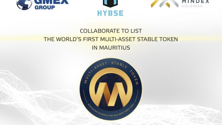 multi asset stable coins mauritiues