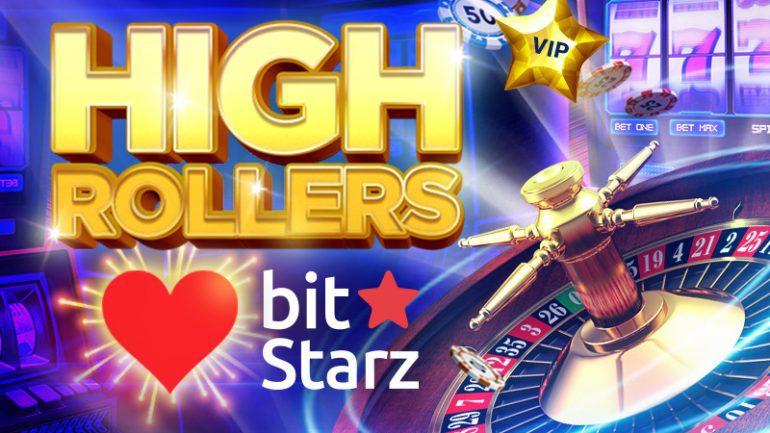 bitstarz high rollers