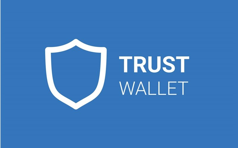 Logo baru Trust Wallet