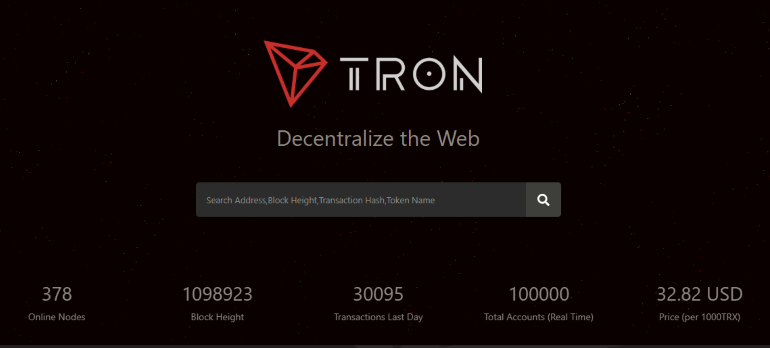 how do you buy cryptocurrency tron