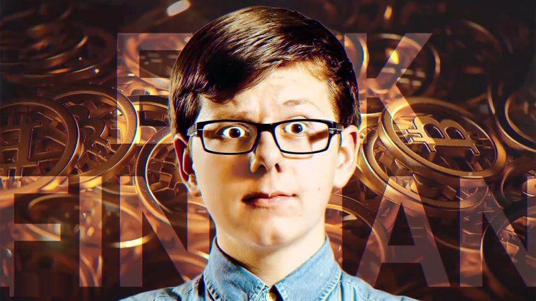 Teen Crypto Millionaire