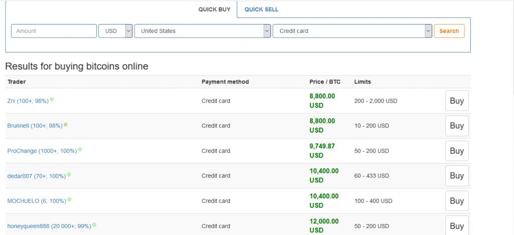 Buying Bitcoin Online via LocalBitcoins