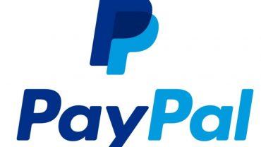 paypal logo with white background