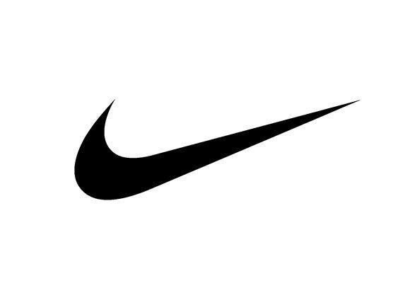 Nike Logo On White cryptokicks