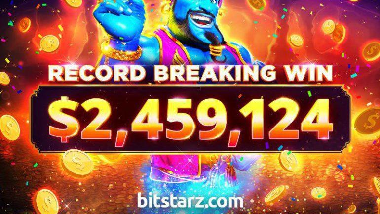bitstarz 2 million win