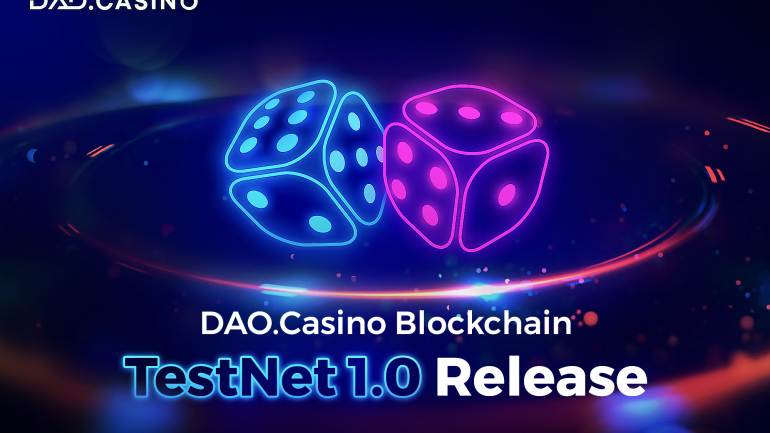dao.casino testnet release