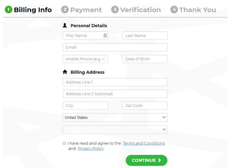 Buy Bitcoin With A Credit Card On Binance