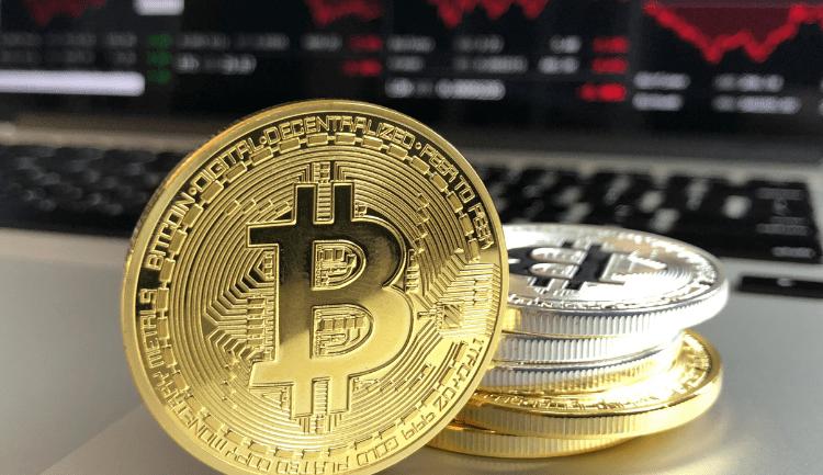 golden bitcoin near staking bitcoins