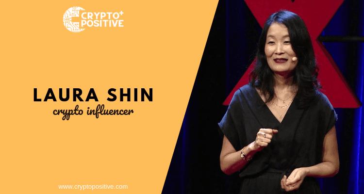 Laura shin crypto influencer