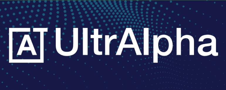 UltraAlpha logo