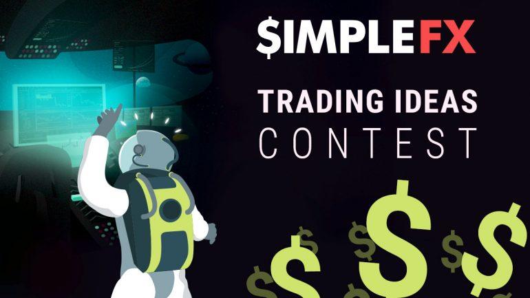 SimpleFX trading ideas contest
