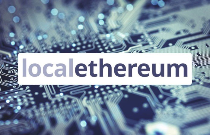 ethereum local exchange