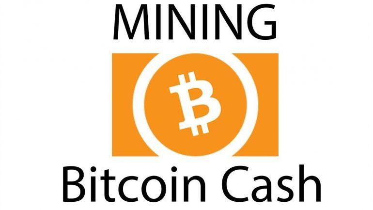 Mine Bitcoin Cash