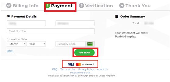 Binance Payment