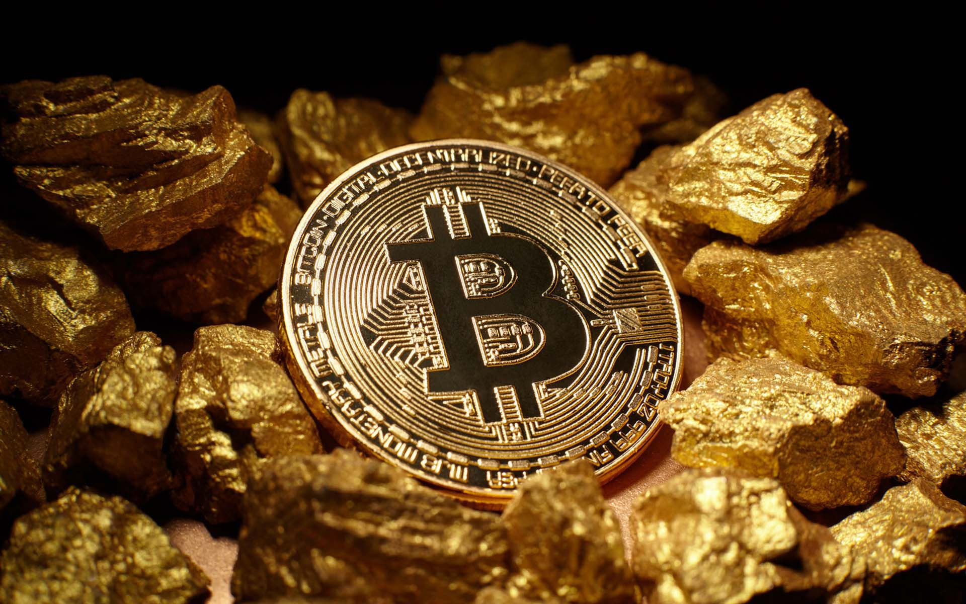 should i invest in gold or bitcoin
