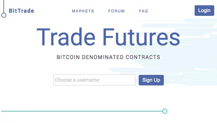 bittrade website