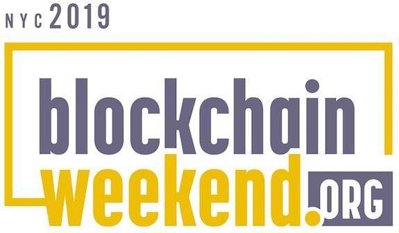 blockchain weekend logo
