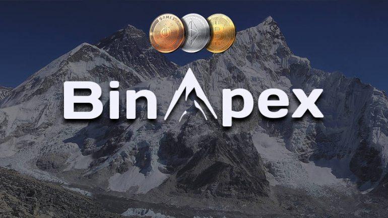 Binapex logo