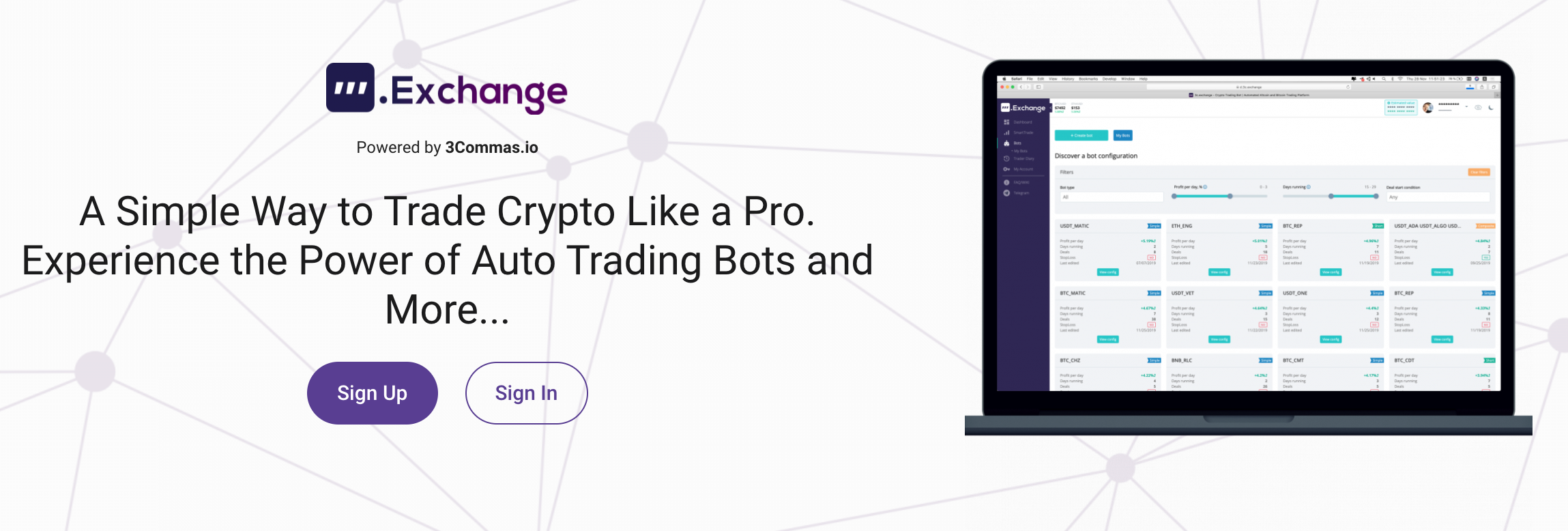 how to build a cryptocurrency trading bot advanced