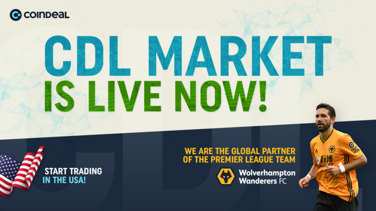 cdl market is live now