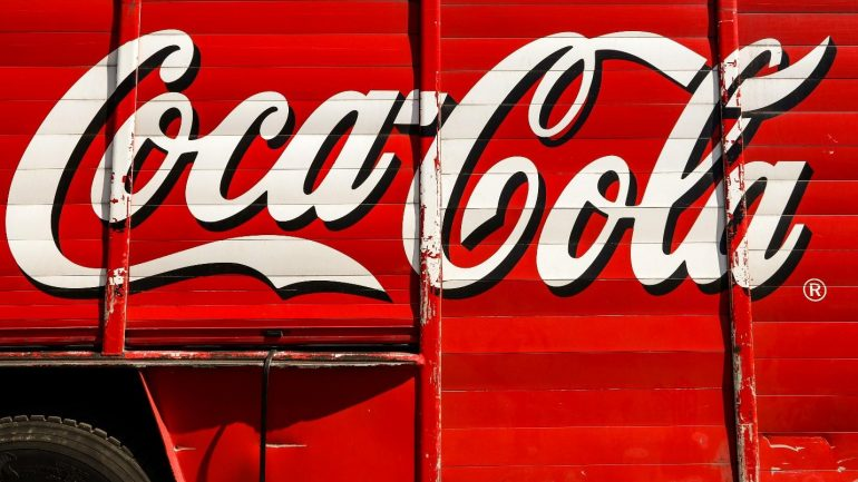 coca colala truck