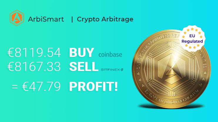 arbismart crypto arbitrage
