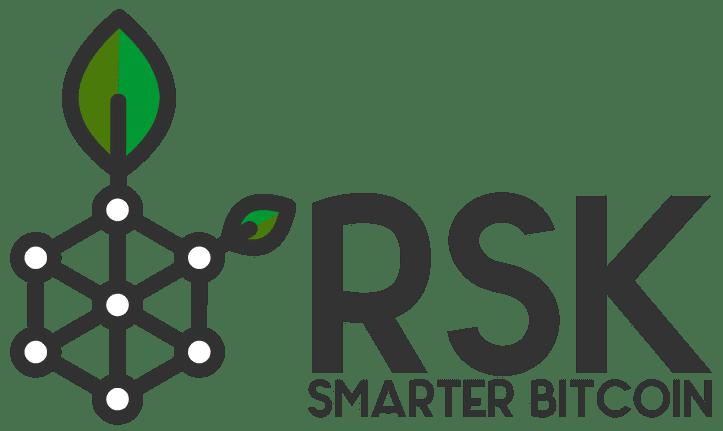 rsk smarter bitcoin logo