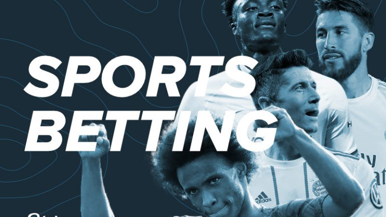 sports betting with stake.com