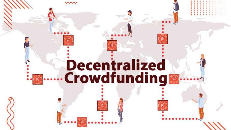 decentralized crowdfunding