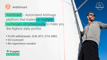arbismart an automated arbitrage platform