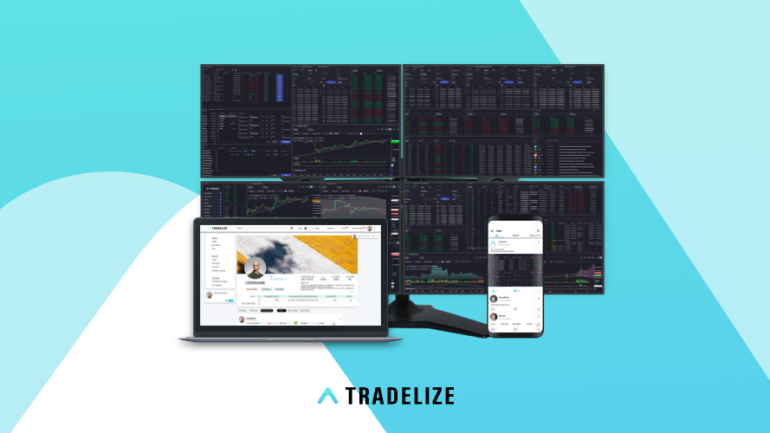 tradelize interface