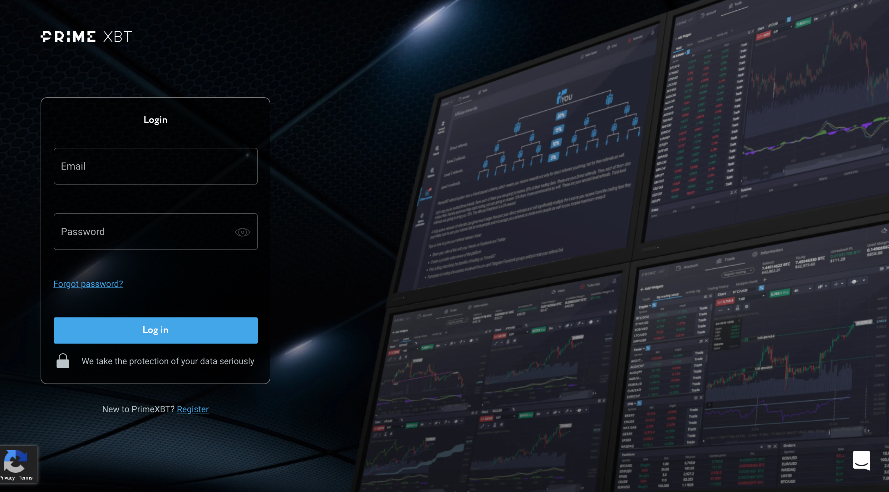 different cryptocurrency trading platform