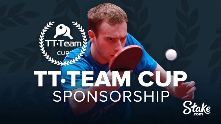 TT team cup sponsorship by stake.com