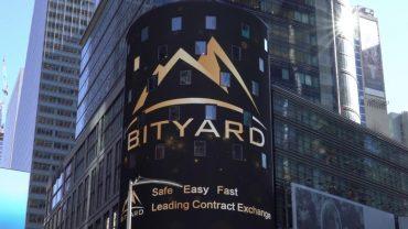 Bityard ad in New York