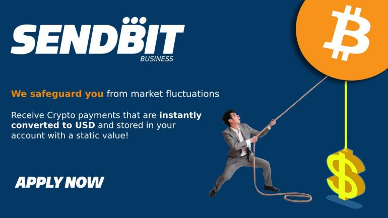 Sendbit logo
