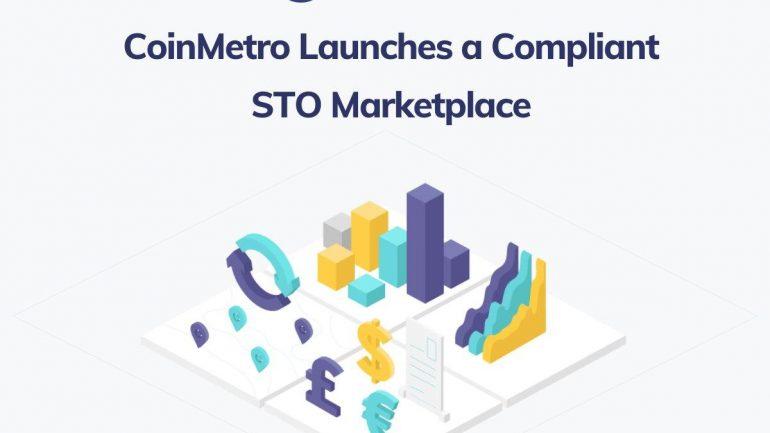 CoinMetro STO Marketplace