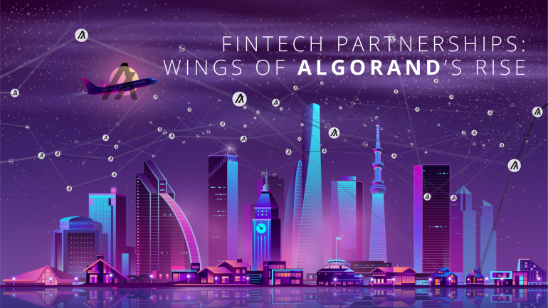 Alogorand partnership