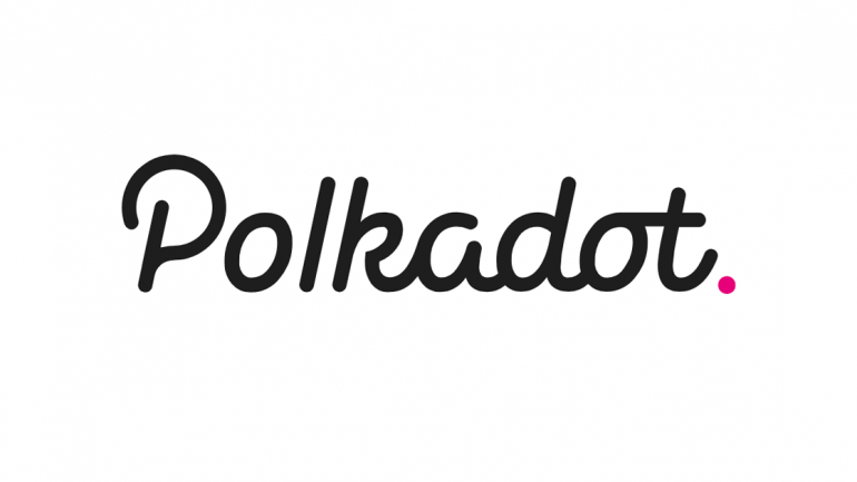 Polkadot logo and guide on how to buy Polakdot