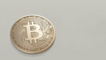 Bitcoin lying on the table