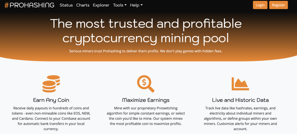 Prohashing Litecoin Mining Pool