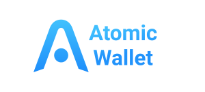 Atomic Wallet Logo, one of the best BCH Wallet
