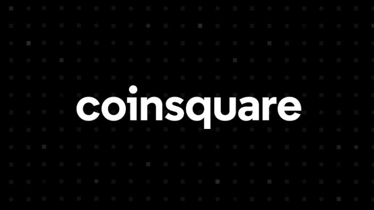 Coinsquare exchange logo