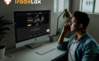 Tradelax logo