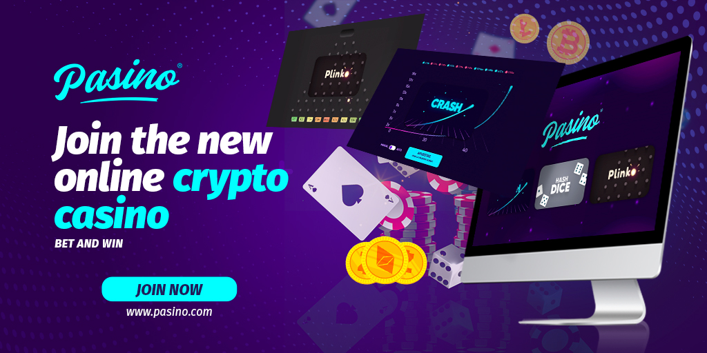FaucetPay Presents Pasino - The Newest Gambling Experience Out There |  UseTheBitcoin