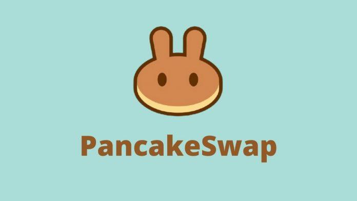 PancakeTukar Beli CAKE Logo