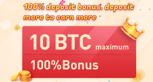 10 Bonus BTC